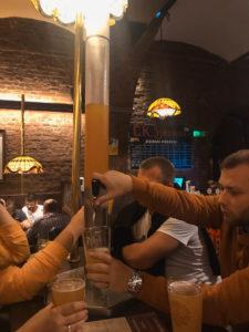 gdzie na piwo w krakowie