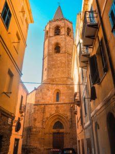 alghero kościół