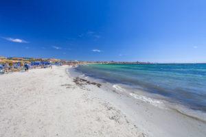alghero plaża