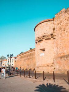 sardynia fortyfikacje