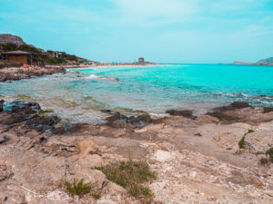 sardynia najładniejsze plaże