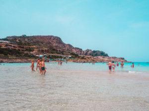 najpiękniejsza plaża sardynii