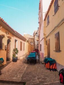 stare miasto castelsardo