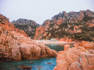 costa paradiso plaże