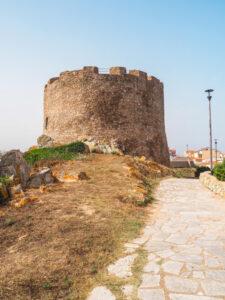 wieża longosardo punkt widokowy