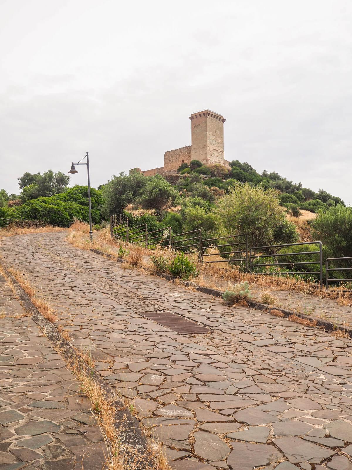 zamek w bosie