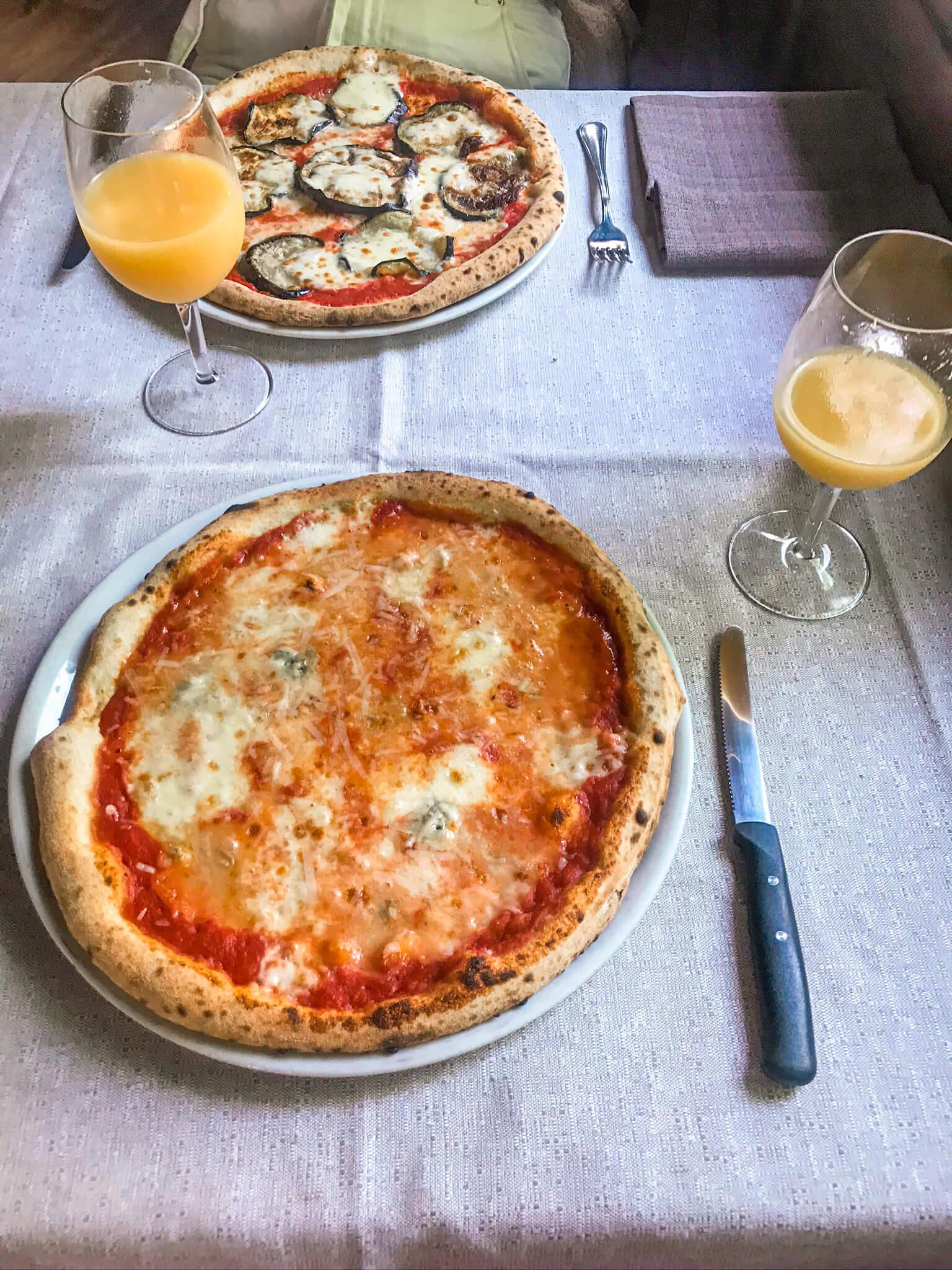 sardynia polnocna najlepsza pizza