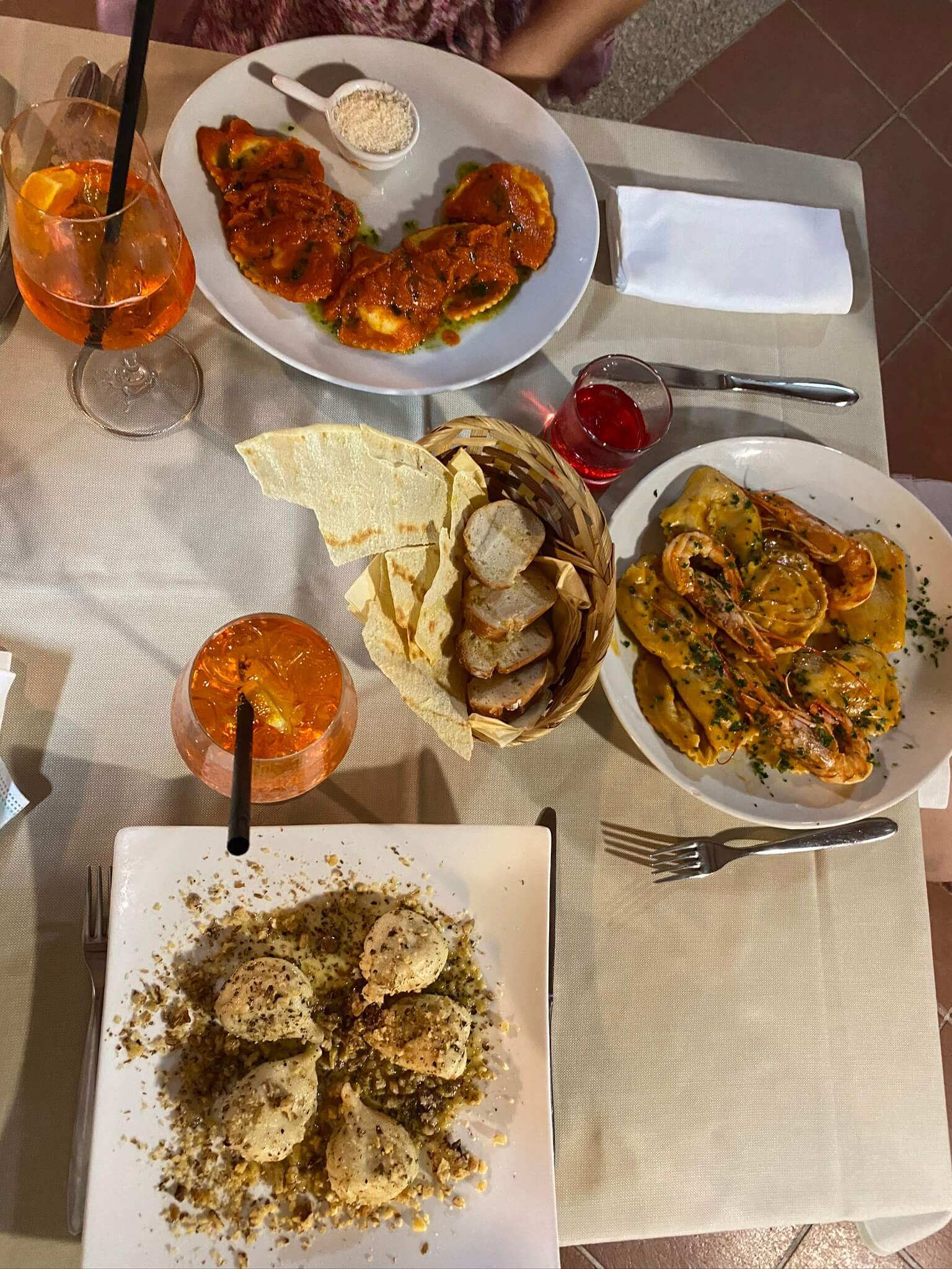 santa teresa gallura najlepsza restauracja
